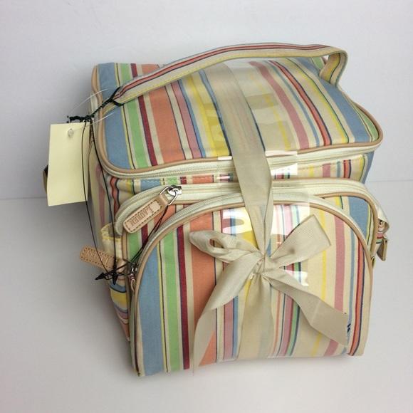 47289e978b Lauren Ralph Lauren Other - Ralph Lauren 3pc cosmetic travel case NWT
